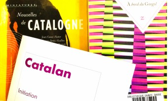 Ouvrages de langue et litterature catalanes BSB 2019