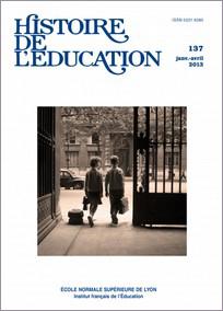 histoire de l'education
