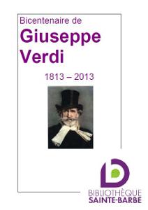 bibliographie Verdi