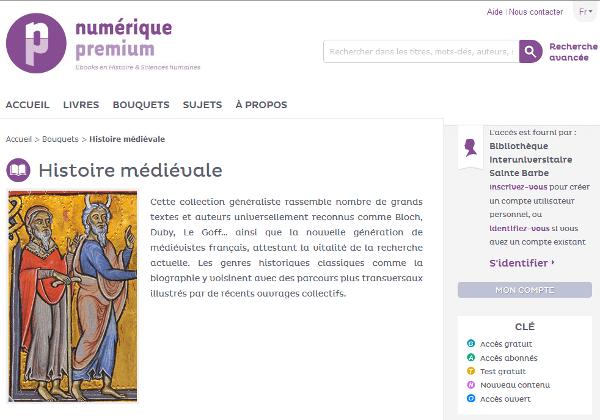 ebook Numerique premium