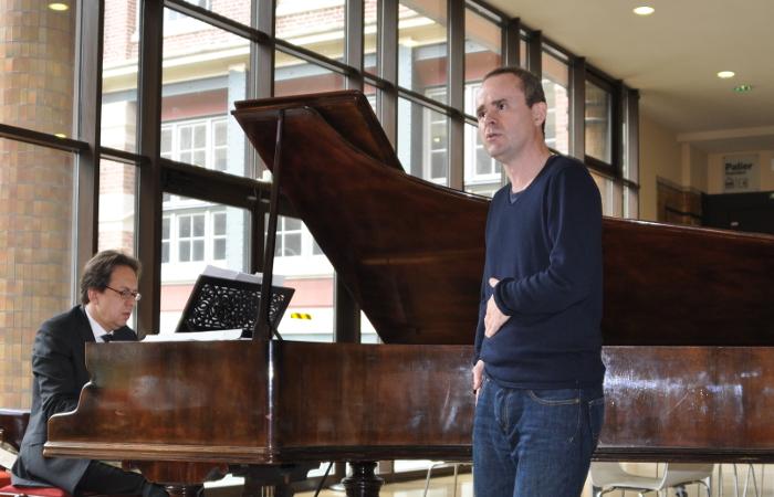 Benoit Couranjou tenor
