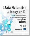 Data scientist et langage R Laude vignette