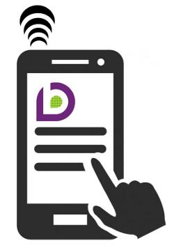 SMSsmartphone
