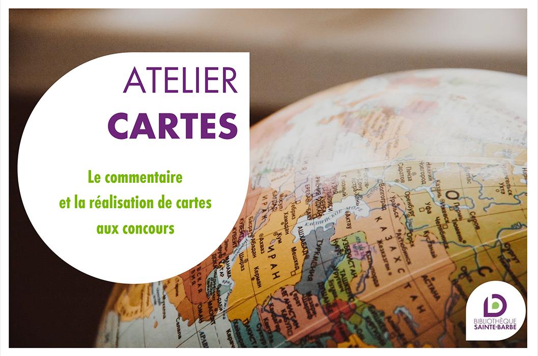 Atelier Cartes 2018