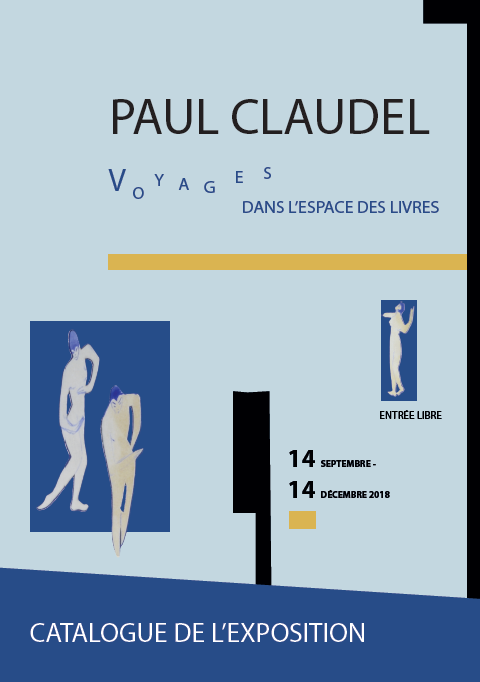 Paul Claudel ExpositionBSB 2018